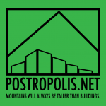 Postropolis Logo with URL